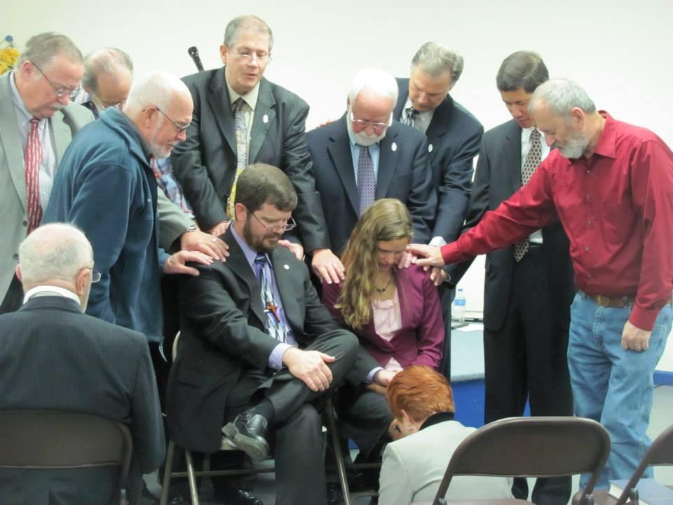 Rankhorn, Shay ordination 2