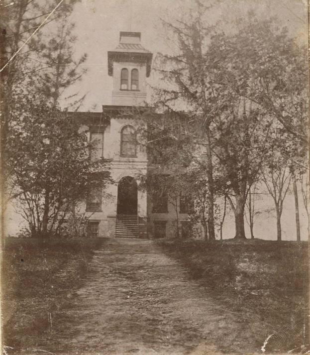 Old Main Milton College