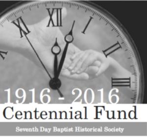 Centennial Fund logo