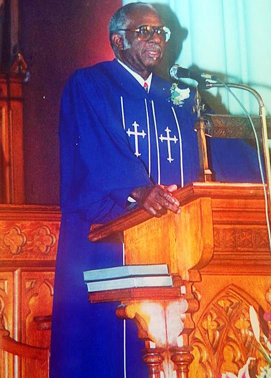 Pastor Joe Samuels CLR