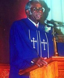 Pastor Joe Samuels crop