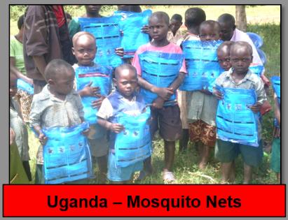 Uganda nets