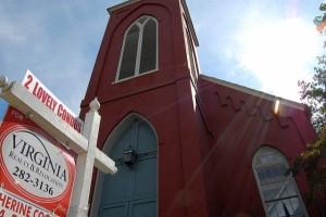 church 4 sale