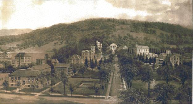 Alfred University Campus