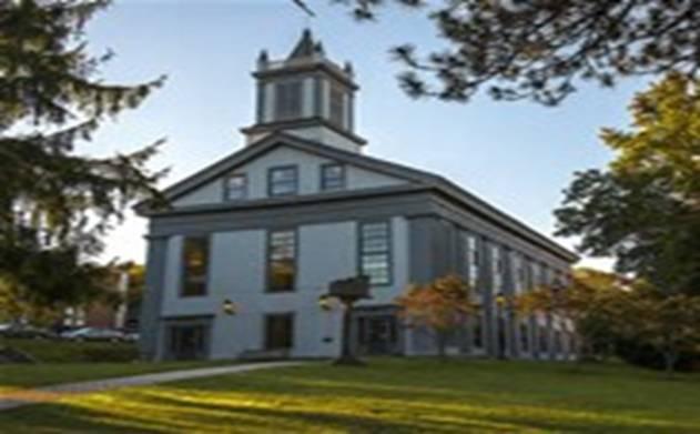 Alumni Hall  at Alfred University